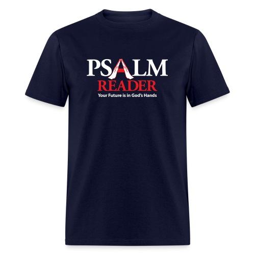 Psalm Reader - Men's T-Shirt