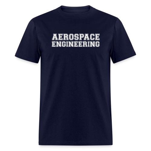 ae collegeoutline white - Men's T-Shirt