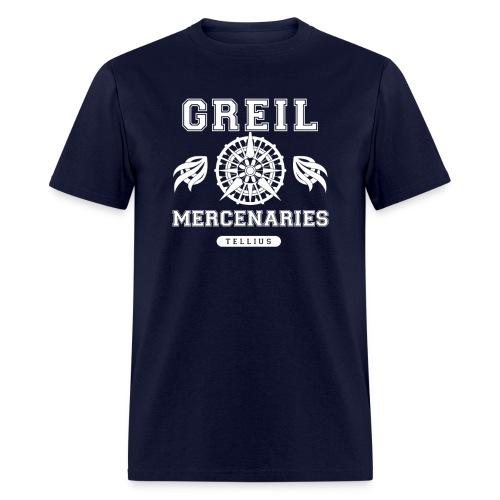 Greil Mercs - Men's T-Shirt