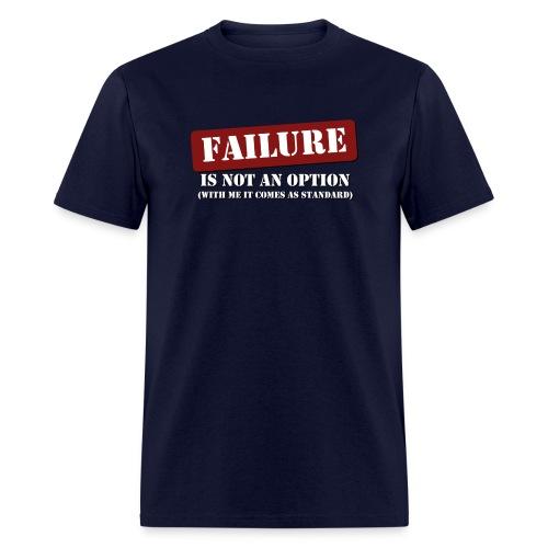 failure png - Men's T-Shirt