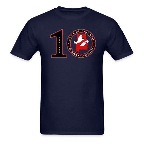 ALGB 10th Anniversary - Men's T-Shirt