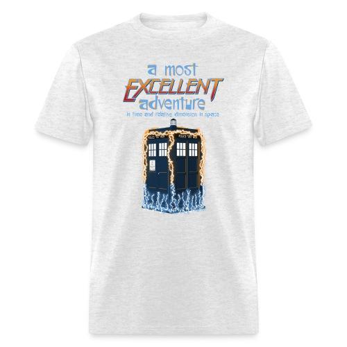 Most Excellent Adventure - Men's T-Shirt