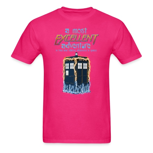 Most Excellent Adventure - Men's T-Shirt