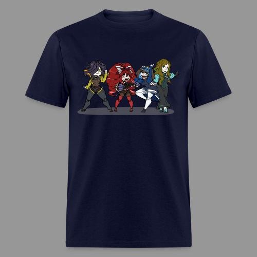 Chibi Autoscorers - Men's T-Shirt