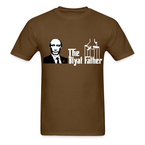 The Blyat Father - Men's T-Shirt