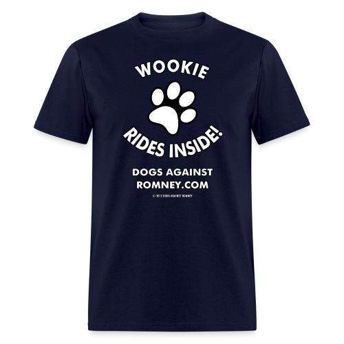 wookie m - Men's T-Shirt