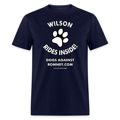 wilson m - Men's T-Shirt