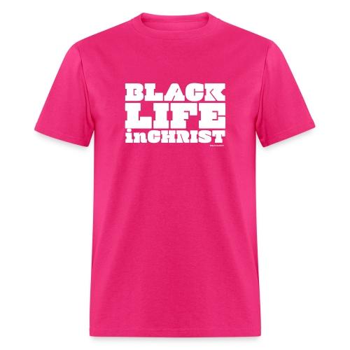 Black Life in Christ - Men's T-Shirt