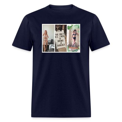 bikini girls - Men's T-Shirt
