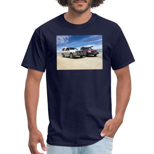 Subaru off roading - Men's T-Shirt