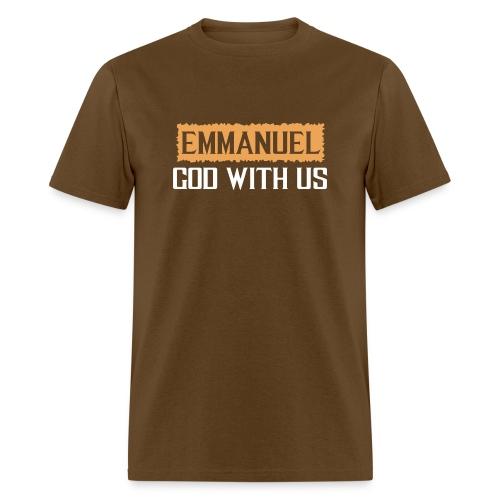 TESTIMONY OF JESUS TEES - Men's T-Shirt