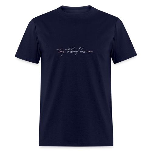 gradient on transparent - Men's T-Shirt