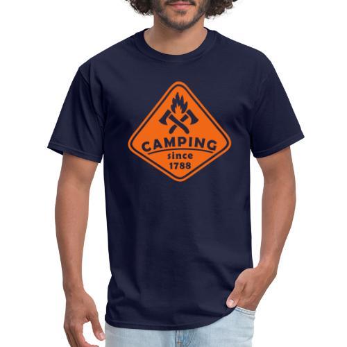Campfire - Men's T-Shirt
