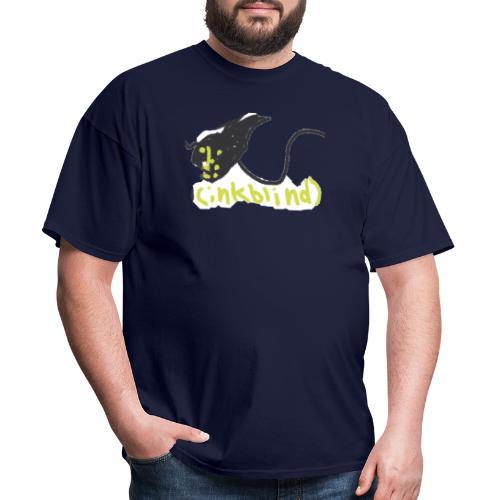 Kids funny monster ink - Men's T-Shirt