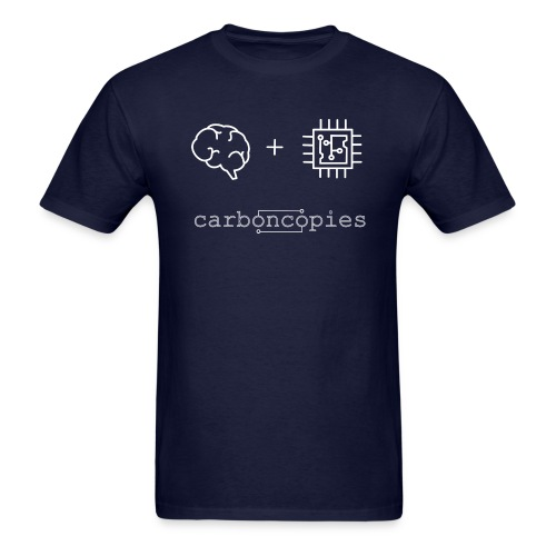 Carboncopies T-Shirt - Men's T-Shirt