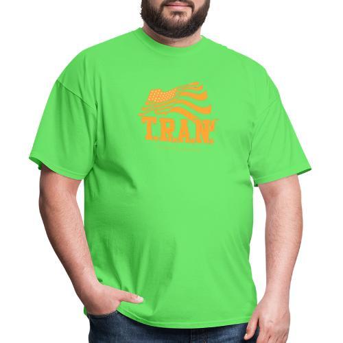 TRAN Gold Club - Men's T-Shirt
