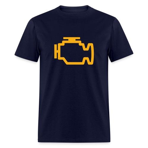 Check Engine Light CEL - Men's T-Shirt