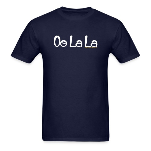 Oo La La - Men's T-Shirt