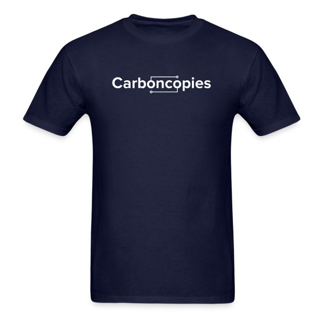 Carboncopies Logo T-Shirt