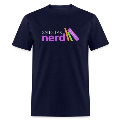 Sales Tax Nerd - Men's T-Shirt