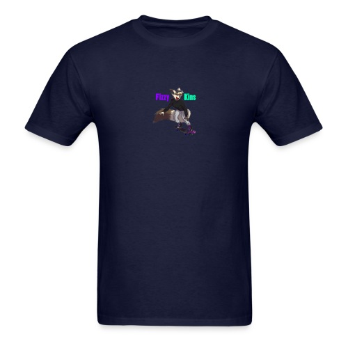 FizzyKins Design #1 - Men's T-Shirt