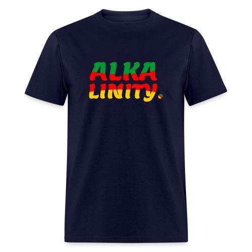 Alkalinity - CLR - Men's T-Shirt