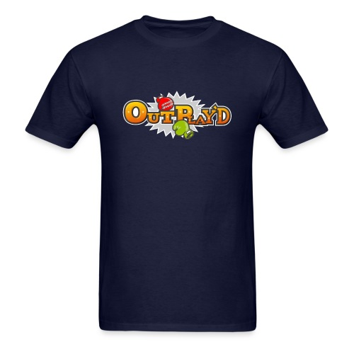 Punch out play'd! - Men's T-Shirt