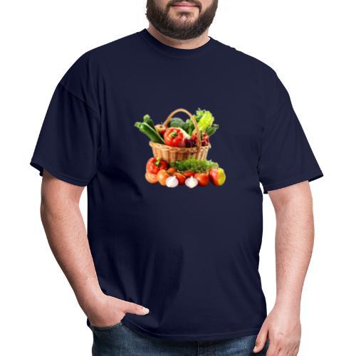 Vegetable transparent - Men's T-Shirt