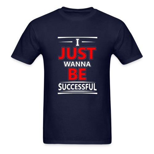 Mens Successful T-Shirt - Men's T-Shirt