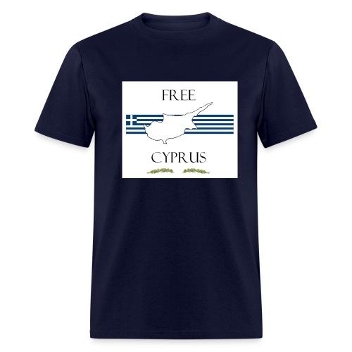 cyprusback - Men's T-Shirt