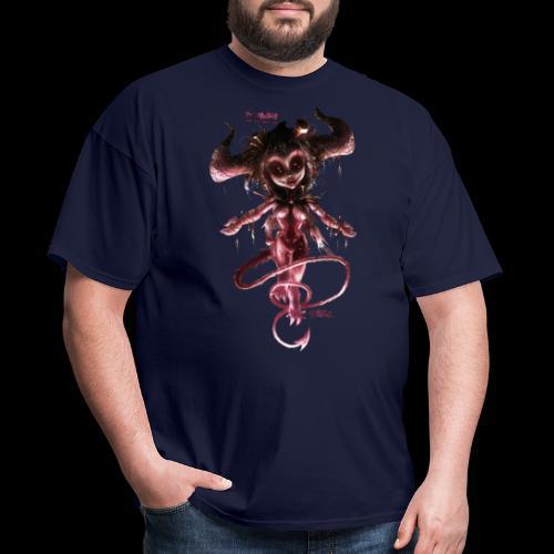 Demon Girl - Men's T-Shirt