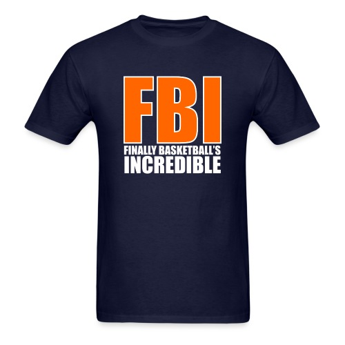 FBI Shirts png - Men's T-Shirt