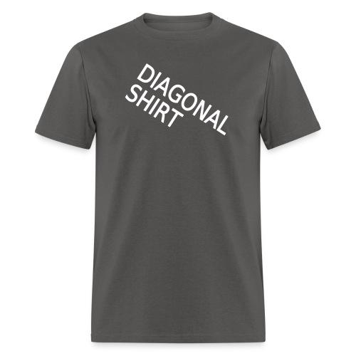 diagonalshirt2 - Men's T-Shirt