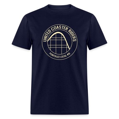 united coaster riders - Men's T-Shirt