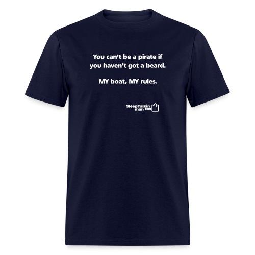 pirate 3 - Men's T-Shirt
