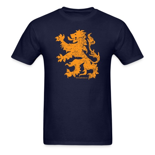 Dutch Lion - Men's T-Shirt