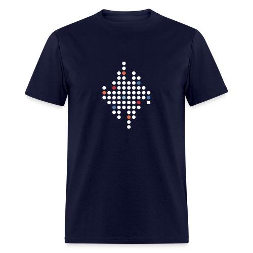 MM White - Men's T-Shirt