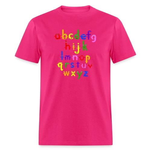 a to z t shirt 1 - Men's T-Shirt