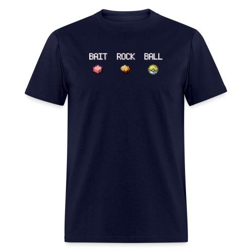 baitrockball2 - Men's T-Shirt