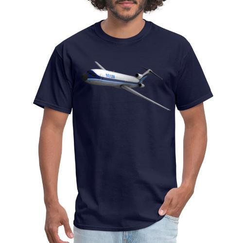 04 - 727 FlyBy - Men's T-Shirt
