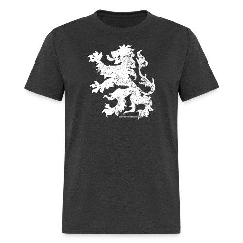 Dutch Lion (white) - Men's T-Shirt