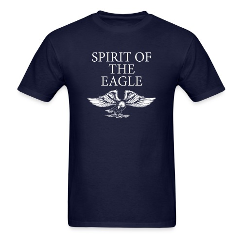 Spirit of the Eagle - Men's T-Shirt