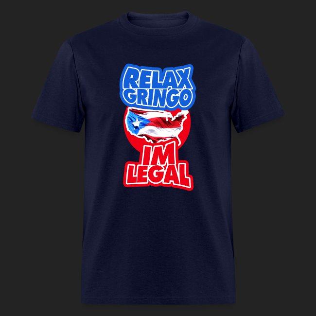 Relax gringo im legal