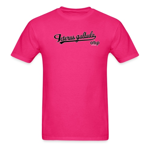fauxback obp - Men's T-Shirt