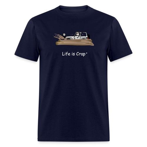 LIC0241 0123 JeepMud - Men's T-Shirt