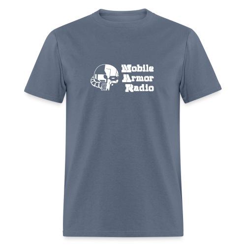 MAR2 White - Men's T-Shirt