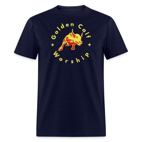 Golden Calf - Men's T-Shirt