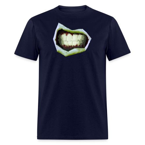 2 Mouth3temp png - Men's T-Shirt