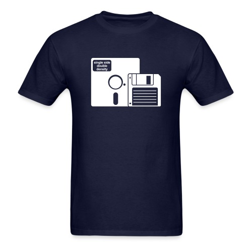 Floppy Disk - Men's T-Shirt