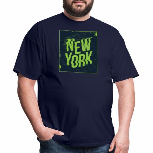 New York - Men's T-Shirt